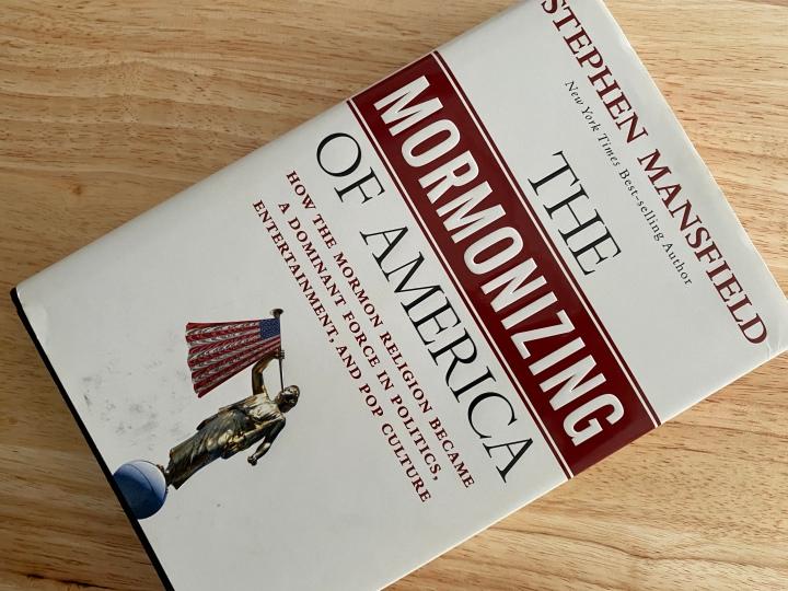 mormonizing book